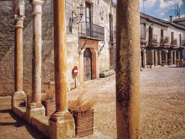 Miniatura Pedraza - Lugares de interés para visitar en Pedraza - Ilutravel.com