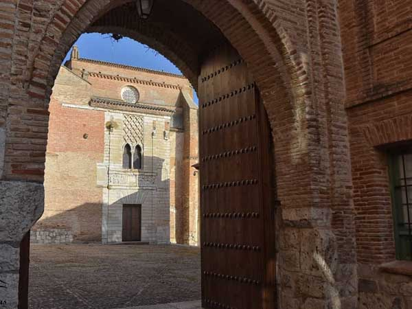 Miniatura Tordesillas - Lugares que ver en Tordesillas - Ilutravel.com