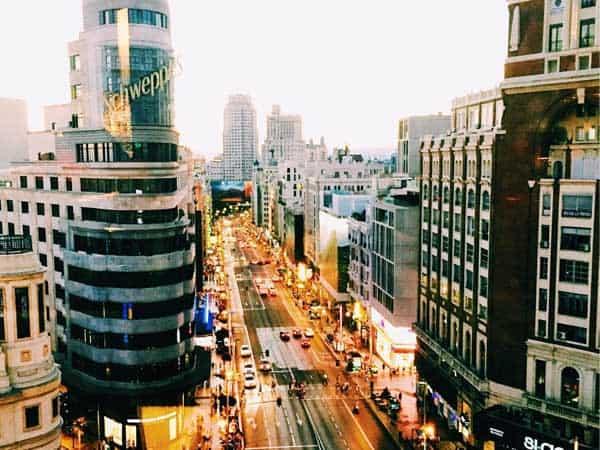 Mirador Corte Ingles Callao de Madrid - ¿Cuáles son los mejores miradores de Madrid? - Ilutravel.com