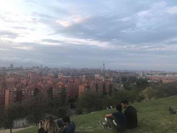 Mirador Parque Siete Tetas de Madrid - Los mejores miradores para hacer fotos en Madrid - Ilutravel.com