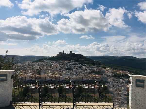 Mirador San Marcos Alcala la Real - Lugares de interés turístico de Alcalá la Real - Ilutravel.com