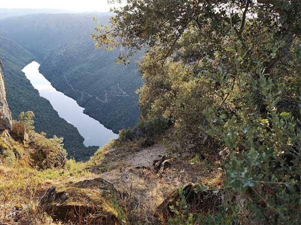 Mirador de la Code en las Arribes del Duero - Turismo por las Arribes del Duero - Ilutravel.com