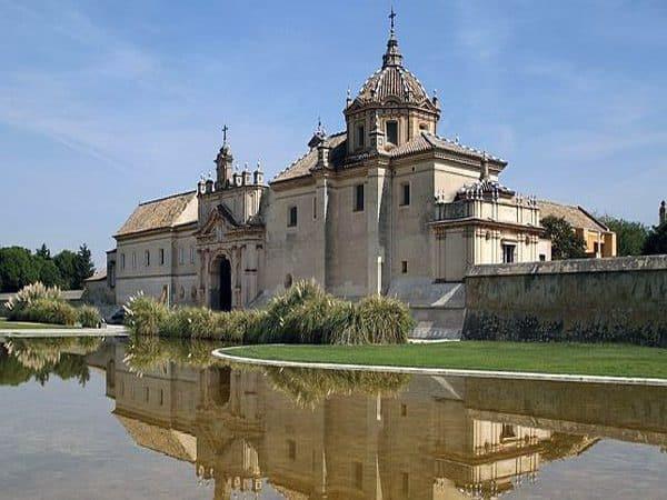 Monasterio de la Cartuja de Sevilla - visitar Sevilla - Ilutravel.com