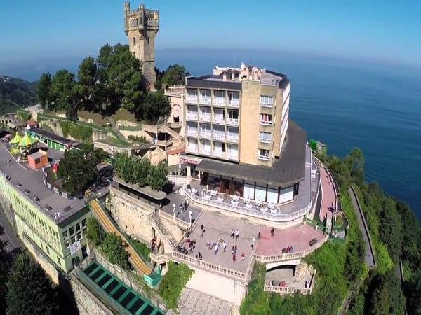 Monte Igueldo de San Sebastián - turismo en la ciudad de la Concha -Ilutravel.com