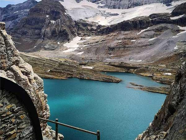 Parque Nacional Monte Perdido en Torla Ordesa - Ruta de turismo por Torla-Ordesa y Monte Perdido - Ilutravel.com