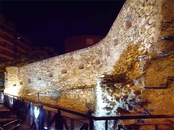 Muralla Liberal de Castellón de la Plana - Sitios que visitar en Castellón en un día - Ilutravel.com