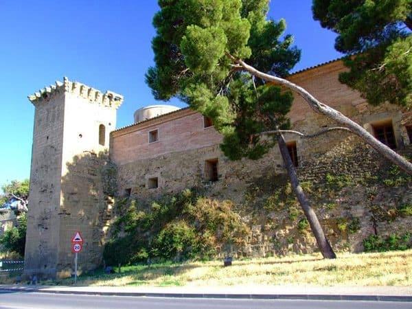 Muralla de Huesca para visitar