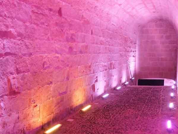 Murallas y Cubo del Revellín de Logroño - Sitios de interés que ver en Logroño - Ilutravel.com