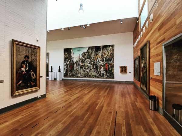 Museo de Bellas Artes de Castellon de la Plana - Turismo por Castellón en 2 días - Ilutravel.com
