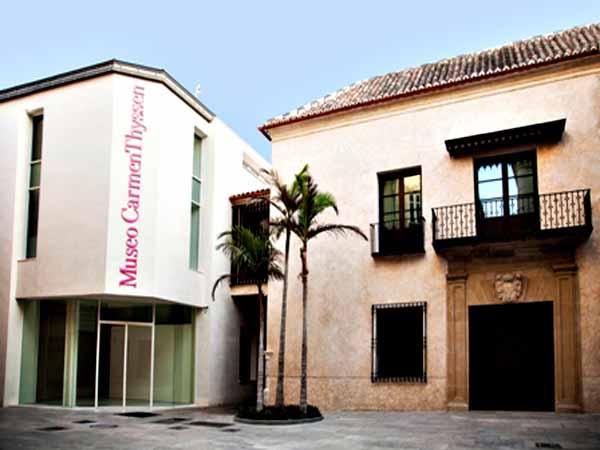 Museo Carmen Thyssen de Málaga - 3 días en Málaga con Ilutravel.com