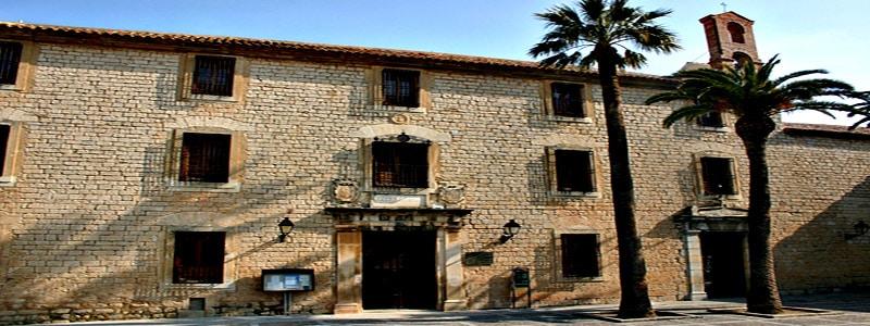 Museo Internacional de Arte Naïf y de Costumbres Populares - Palacio de Villardompardo superior