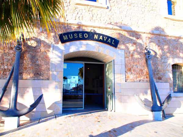 Museo Naval de Cartagena - Lugares para ver Cartagena en un día - Ilutravel.com