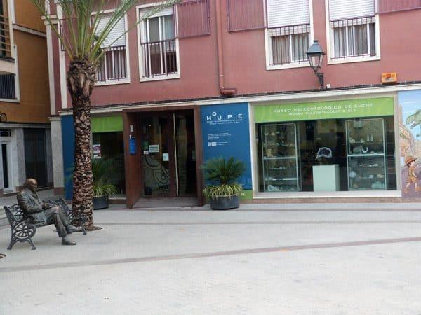 Museo Paleontológico MUPE de Elche