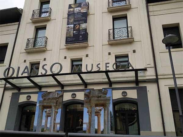 Museo Romano Oiasso de Irún - Lugares de interés para ver en Irún - Ilutravel.com