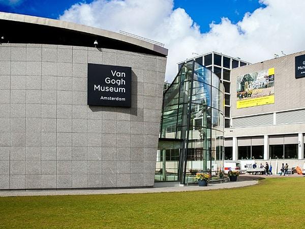 Museo Van Gogh Amsterdam - Sitios que visitar en Ámsterdam todo lo que hacer - Ilutravel.com