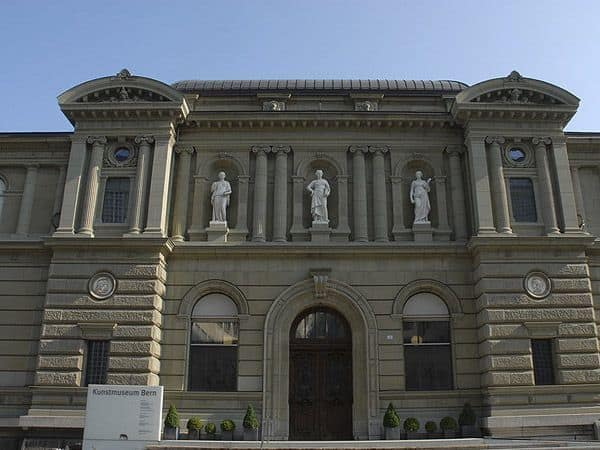 Museo bellas Artes berna - Lugares de interés que ver en Berna - Ilutravel.com