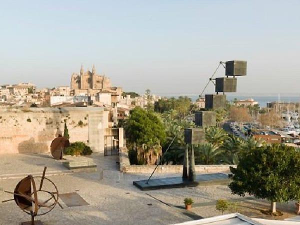Museo de Arte Moderno y Contemporáneo palma - Visitar Palma de Mallorca de turismo - Ilutravel.com