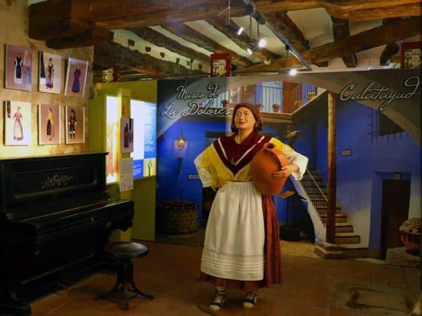Museo de la Dolores de Calatayud - Ver la ciudad - Ilutravel.com