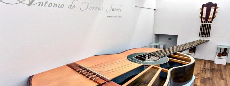 Museo de la Guitarra Española 'de Antonio de Torres de Almería