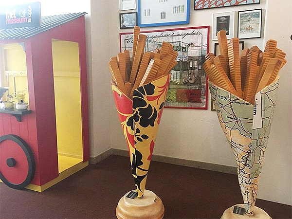 Museo de las Patatas Fritas Brujas - Lugares de interés que ver en Brujas - Ilutravel.com