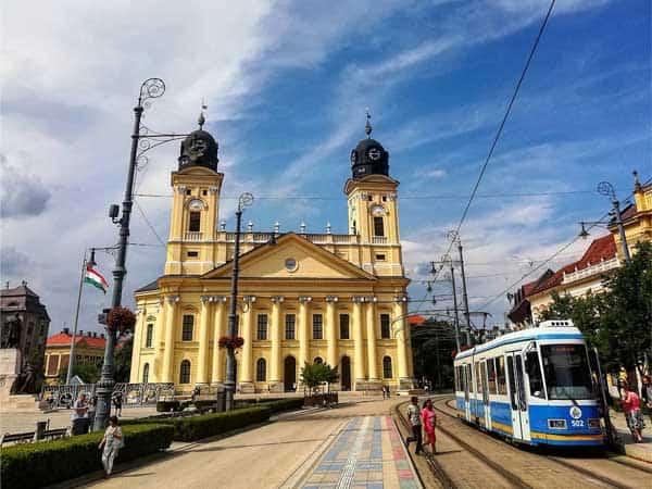 Nagytemplom Debrecen - Que ver en un día en Debrecen - Ilutravel.com