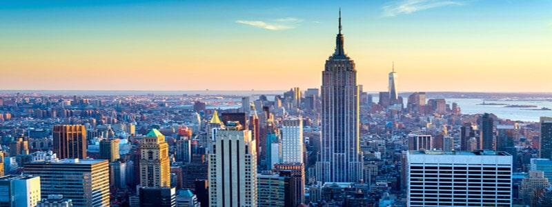 New york foto superior - Lugares de interés que visitar en Nueva York - Ilutravel.com