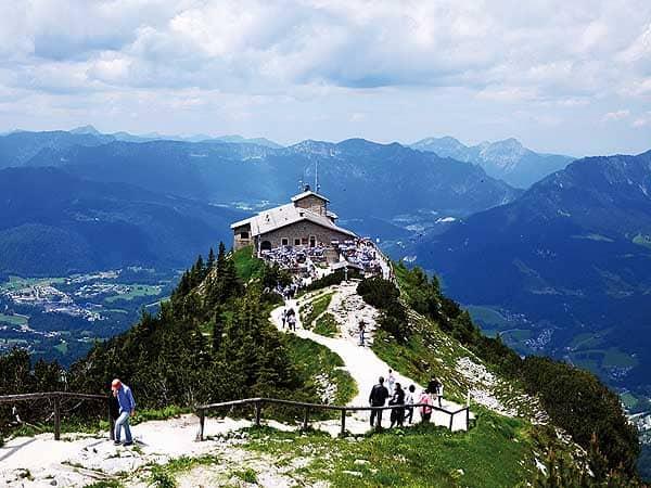 Nido del aguila salzburgo - Ver Salzburgo un día - Ilutravel.com