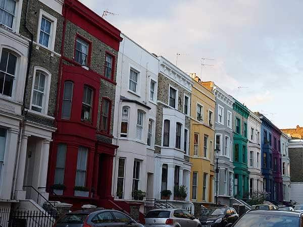 Notting Hill Londres - De visita en Londres para 4 días - Ilutravel.com