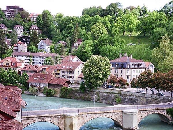 Nydeggbrucke Berna - Sitios que ver en Berna de turismo - Ilutravel.com