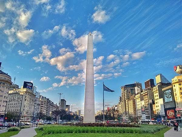 Obelisco Buenos Aires - Ver de turismo Buenos Aires- Ilutravel.com