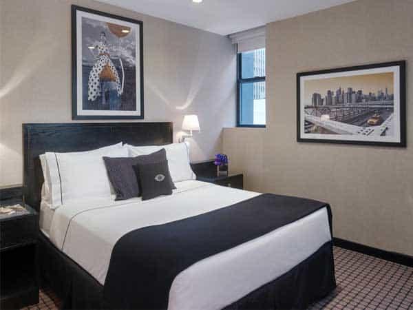 Oyo Time Square - Hotel bueno donde alojarse en Nueva York y zonas - Ilutravel.com
