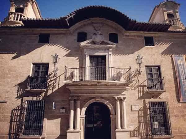 Palacio Abacial Alcala la Real - Visitar Alcalá la Real en un día de turismo - Ilutravel.com