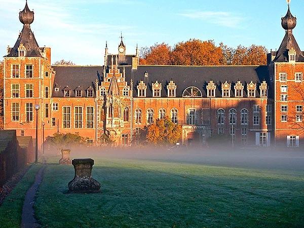 Palacio Arenberg de Lovaina - Visitar Leuven 1 día - Ilutravel.com