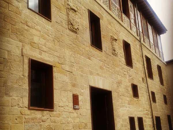 Palacio de Bendaña de Haro - Sitios de interés para visitar en Haro - Ilutravel.com