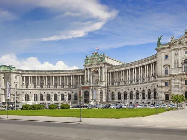 Palacio Imperial de Hofburg-Viena - Sitios que ver en Viena de interés 2 días - Ilutravel.com