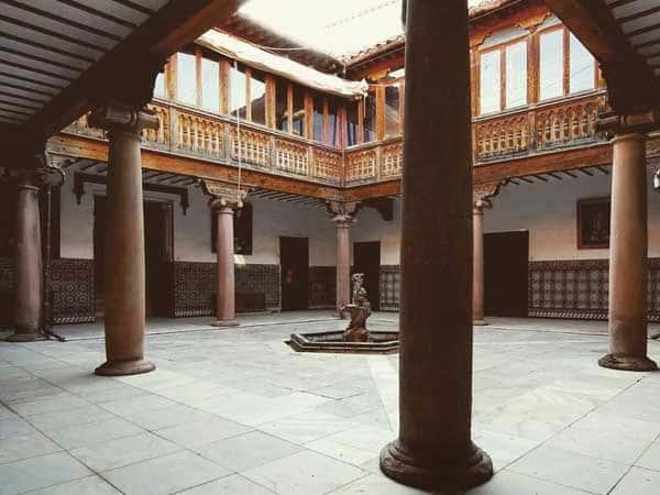 Palacio Melgarejo Villanueva de los Infantes - En un día Villanueva del Arzobispo de turismo - Ilutravel.com