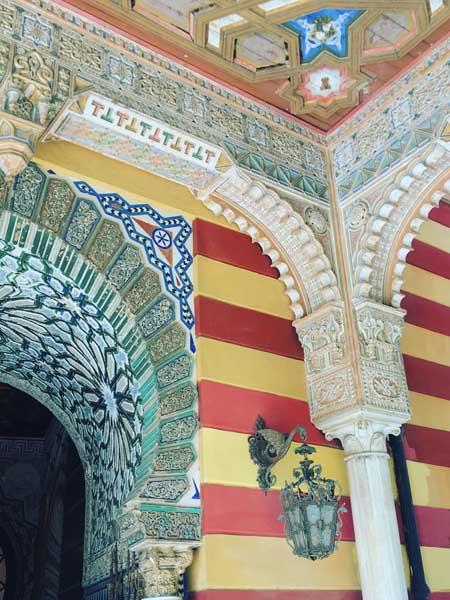 Palacio Orleans Sanlucar - Todo lo qué visitar en Sanlúcar de Barrameda - Ilutravel.com