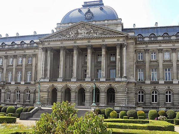 Palacio Real Bruselas - Todo lo que ver en Bruselas de turismo - Ilutravel.com