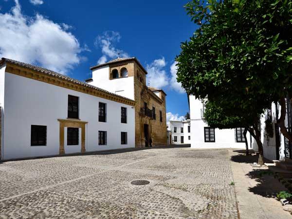 Palacio de Mondragón de Ronda Sitio por visitar