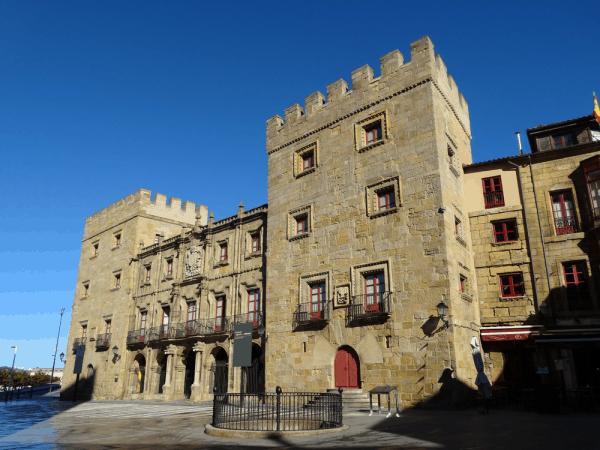 Palacio de Revillagigedo de Gijón lugar que visitar