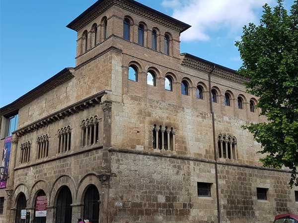 Palacio de los Reyes de Navarra Estella - Lugares turísticos de Estella - Ilutravel.com