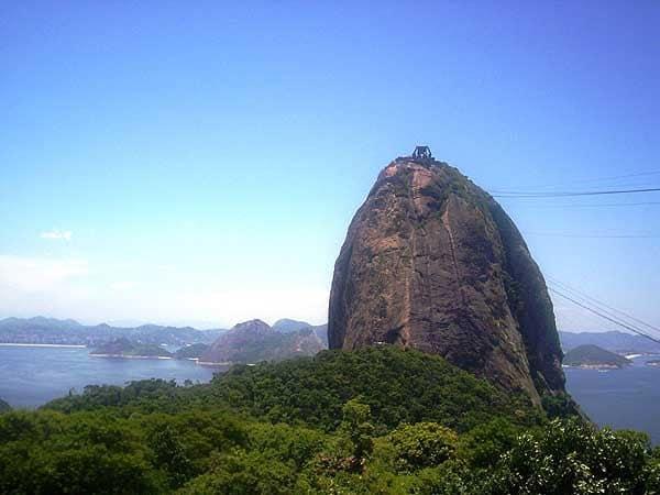 Pan de Azucar Rio de Janeiro - Que ver en Río de Janeiro - Ilutravel.com