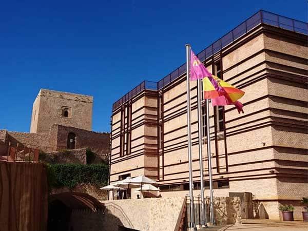 Parador de Lorca - Visitar Lorca en un día - Ilutravel.com