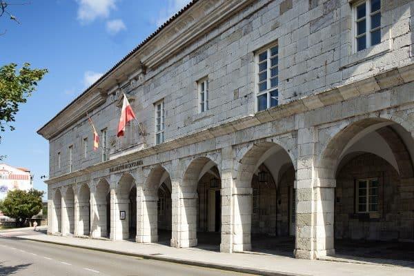 Parlamento de Cantabria de Santander, lugar que ver - Ilutravel.com