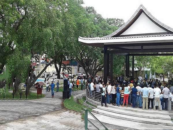Parque Japon Managua - Ver Managua de turismo - Ilutravel.com