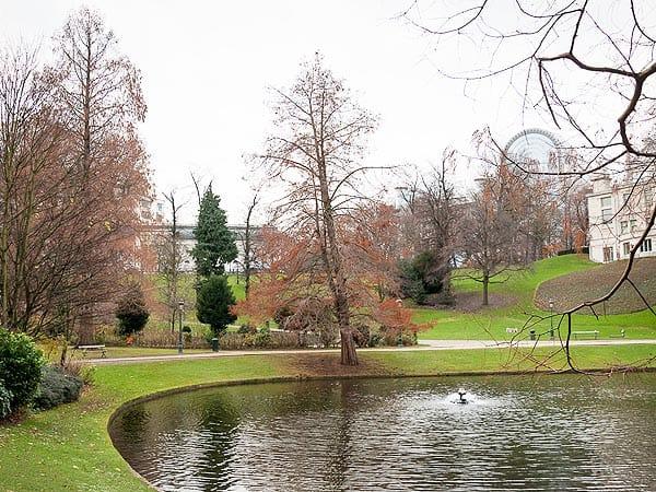 Parque Leopoldo Bruselas - Visitar Bruselas en 2 días -Ilutravel.com