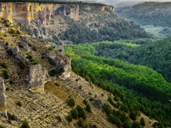 Parque NAtural Cañon del Rio Lobos Soria - Ilutravel.com