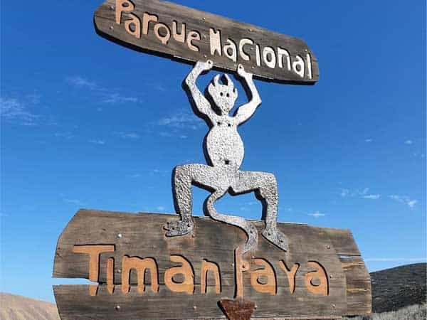 Parque Nacional Timanfaya-Lanzarote, cosas qué ver en Lanzarote - Ilutravel.com