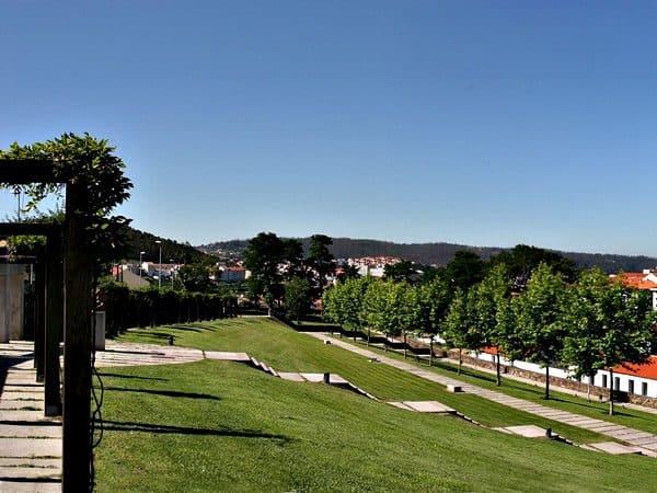 Parque de Belvís de Santiago de Compostela sitio que ver en - Ilutravel.com