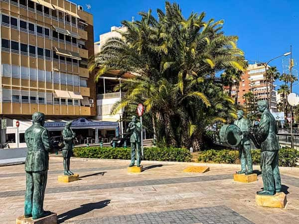 Paseo Vistalegre Torrevieja - Todo lo que ver en Torrevieja de turismo - Ilutravel.com